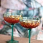 Crème de Cassis-cocktail