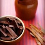 Hjemmelaget kjærestesjokolade