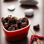 Chilisjokolade