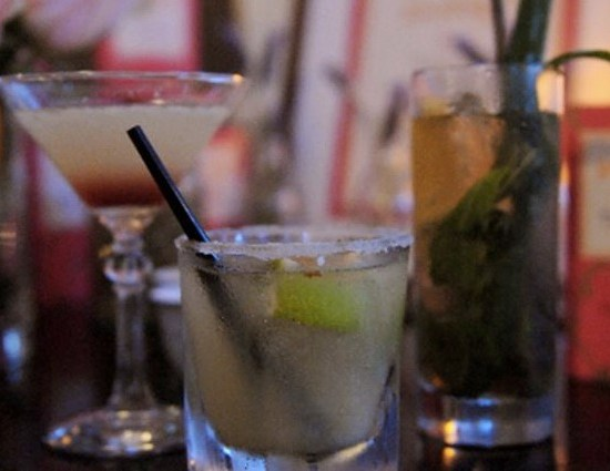 HAPPY HOUR: 3 te-cocktails