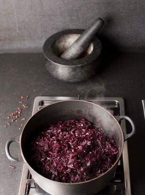 Sunn oppskrift på hjemmelaget rødkål
