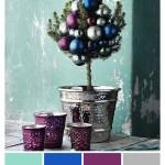 [INTERIØR] Julens fargekombinasjoner: Sprek vinterpalett