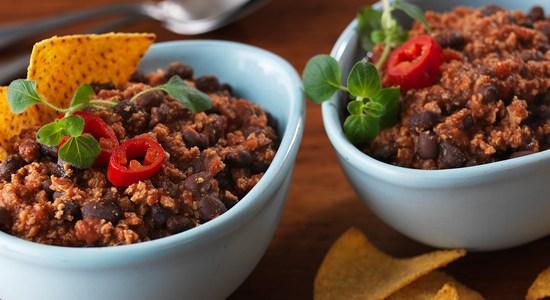 Kjøttfri mandag-oppskrift på Chili Sin Carne