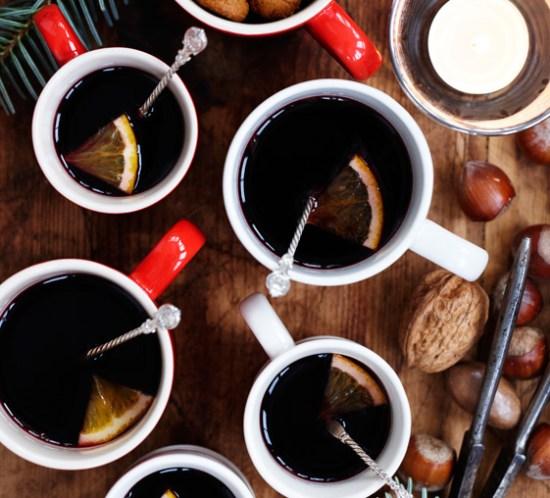 Oppskrift på voksen rødvinsgløgg a la vin chaud