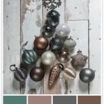[INTERIØR] Julens fargekombinasjoner: Dempet. Støvet. Skimrende.