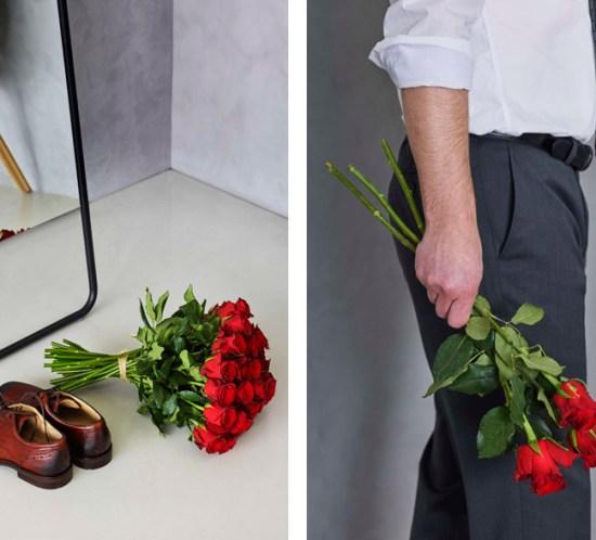 Valentine-roser-rosespråket