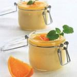 Sukkerfri appelsinfromasj