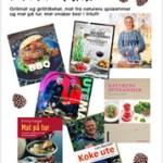 BOKTIPS: Utemat, grillmat og mat på tur