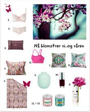 63812b51 Blomstrende vårnyheter: Mote, skjønnhet og interiør