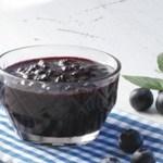 Rørte blåbær uten sukker!