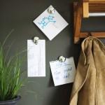 DIY: Enkel oppslagstavle med magnetmaling