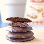 Lavkarbo og lavkalori proteinrike sjokoladekjeks (77 kcal)