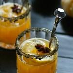 Whiskeydrink med smak av anis til høst og Halloween