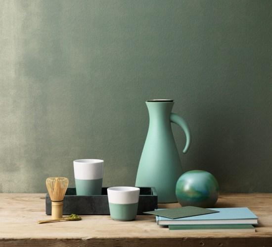 Eva Solo lanserer klassikere i ny farge - Granite Green