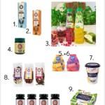Økologiske, sukkerfrie og proteinrike nyheter