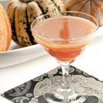 Alkoholfri Halloween-drink med gresskar: Skull punch