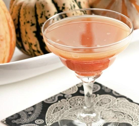 Oppskrift på alkoholfri drink med gresskar til Halloween-festen