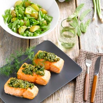 Hvor mange fiskemåltider trengs pr uke for å få nok D-vitamin?