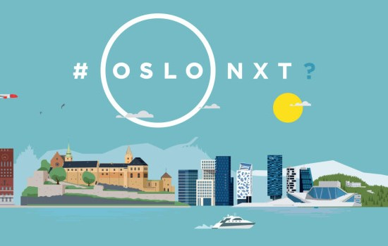 VisitOSLO #oslonxt