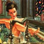 Lag selv beroligende, oppkvikkende eller sensuell oljeblanding