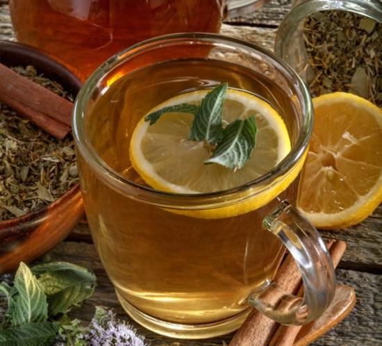Oppskrift påkaldbrygget te (coldbrew tea)