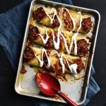 5 herlige enchiladas med kjøttdeig, kylling eller grønnsaker