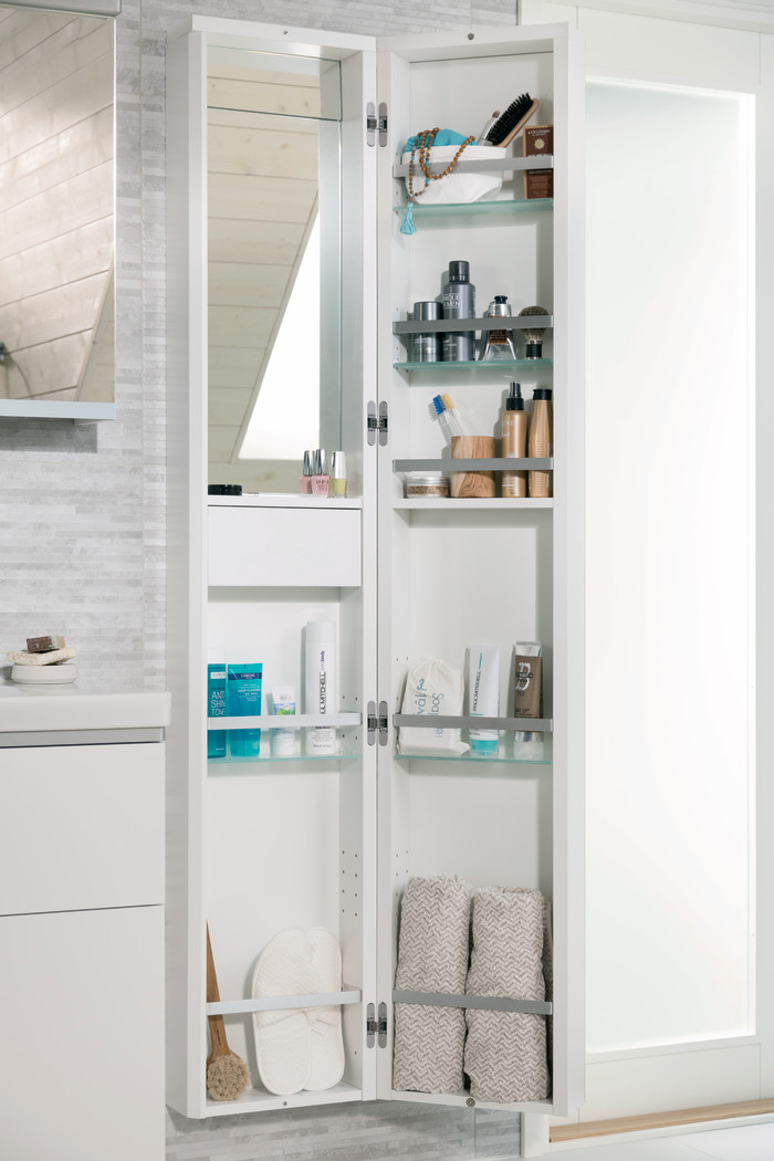 BADEROM - tips - blogg - interiortips - oppbevaring - Porsgrund
