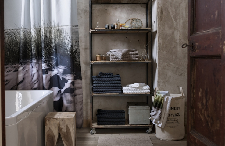 BADEROM - tips - blogg - interiortips - tre - H&M Home