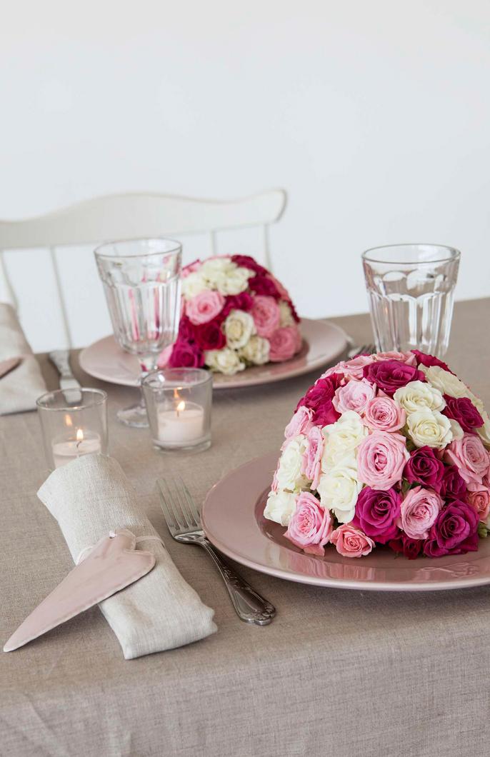 BORDDEKKING - konfirmasjon - daap - bryllup