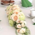 Blomstertips til konfirmasjonsbordet