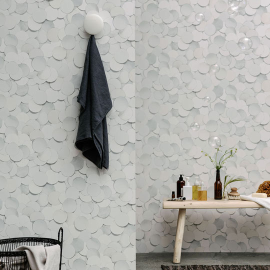 TRENDER - Interior - tapet - 2016 - Dots