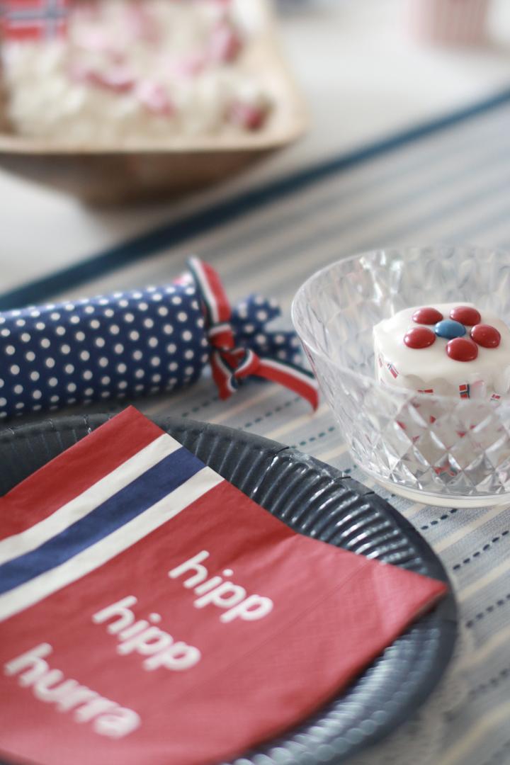 muffins - cupakes - servietter