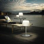 SunLight solcellelamper for utebelysning