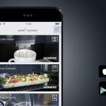 Styr hvitevarene med appen Home Connect