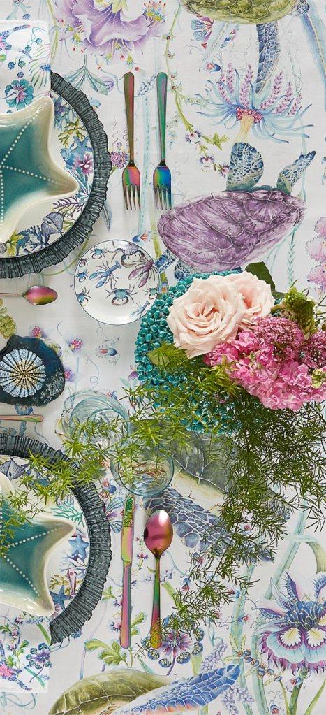 Sommerens borddekkingstips fra Zara Home
