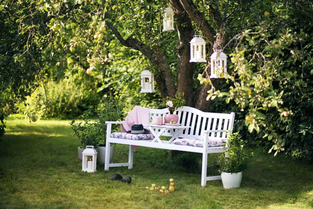 garden furtniture romantic style