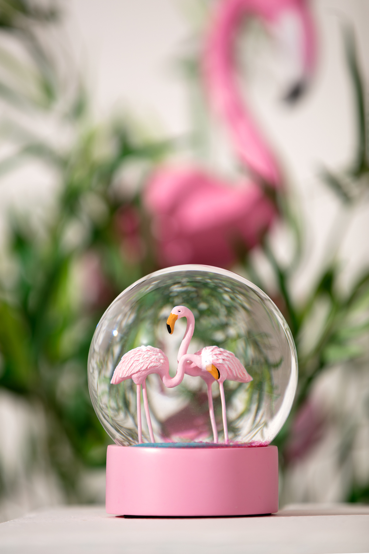 Flamingo decor
