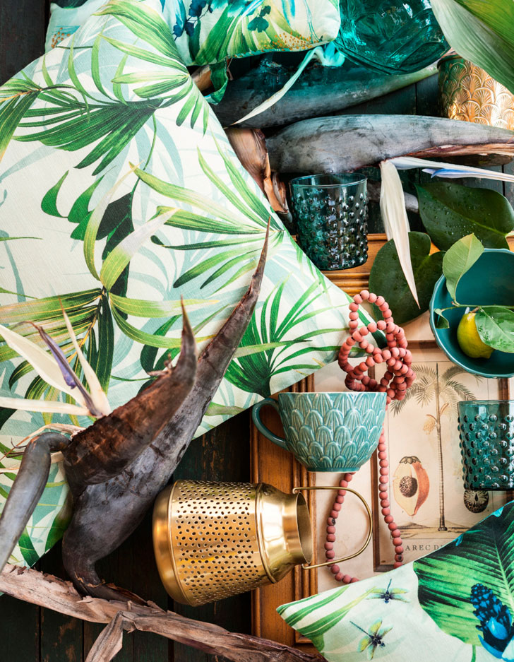 Tropical trend SS18