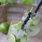 FREDAGSDRINKEN: Blåbær Vodka Mojito