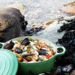 FISK TIL FEST! Enkel og sommerlig festmat med fisk og skalldyr
