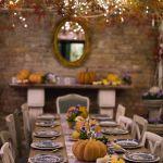 Borddekkingsinspirasjon til høst og Halloween (og et reisetips!)