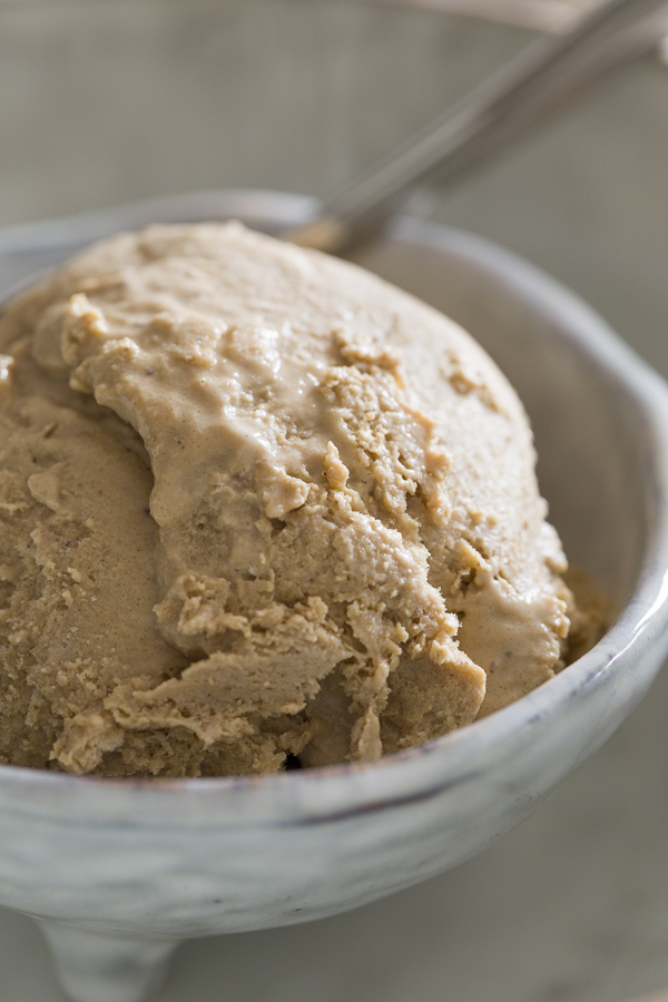 My delicious recipe for ice cream with Baileys and coffee