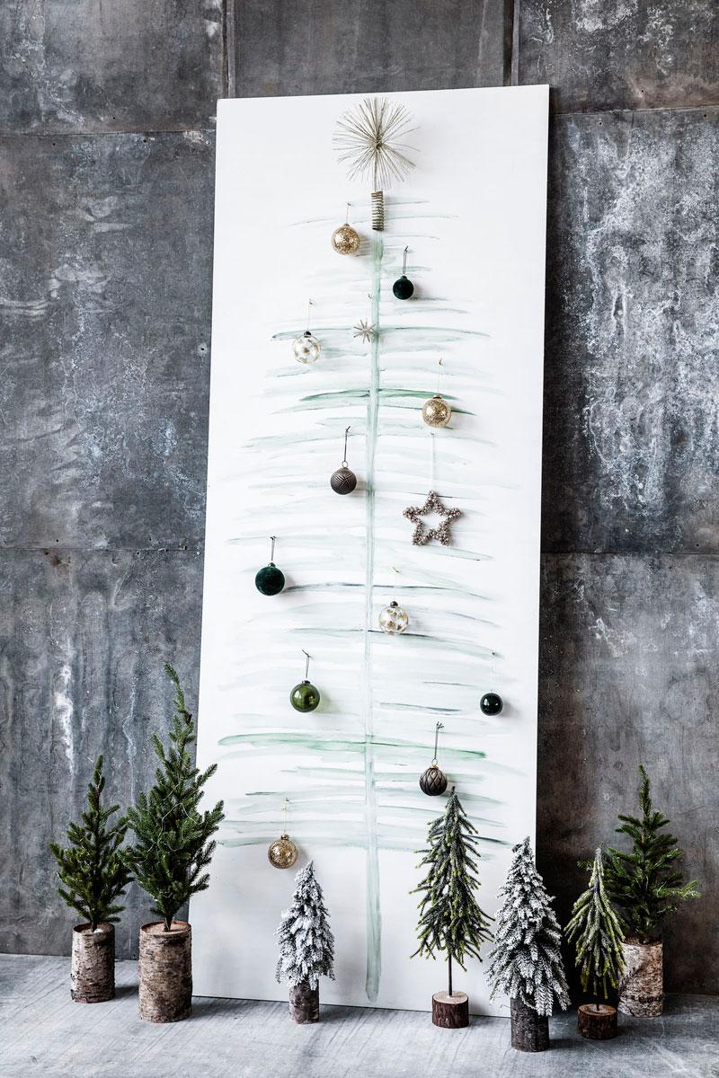 Alternativt juletre