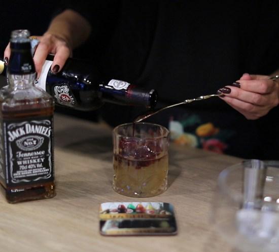 Whiskeydrink med portvin fra BLOGG mariannedebourg.no