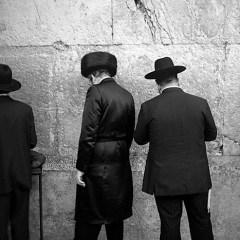 Wailing wall, Jerusalem, Israel.