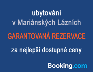 Booking.com - Mariánské Lázně