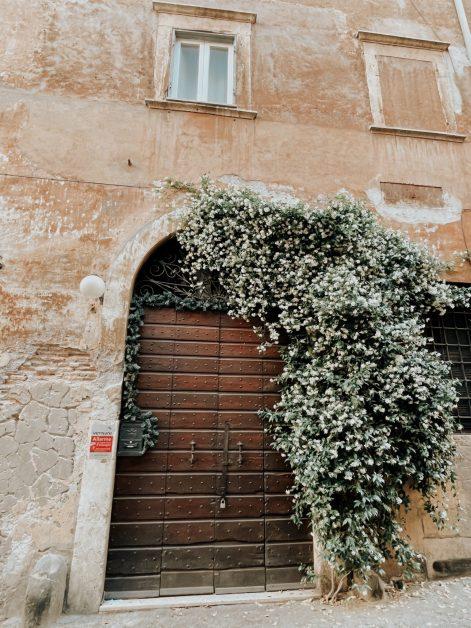 Trastevere, Roma, Italia