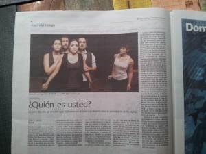 Escriba su nombre Aquí en El País