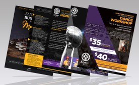 2017 Marketing Collateral