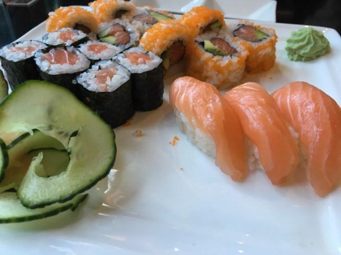Berlin sushi